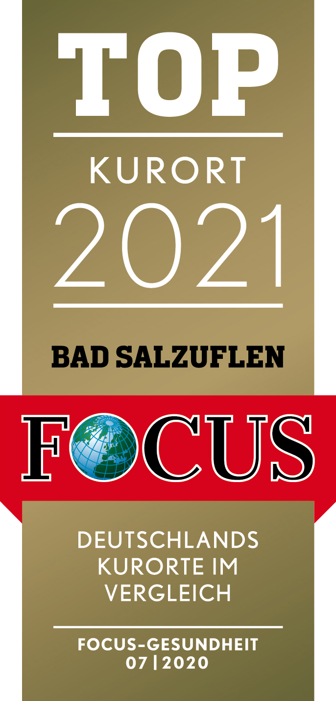 Top Kurort 2021: Bad Salzuflen